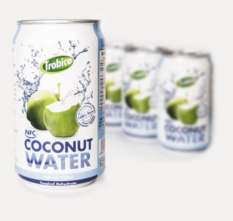 Kokosová voda
