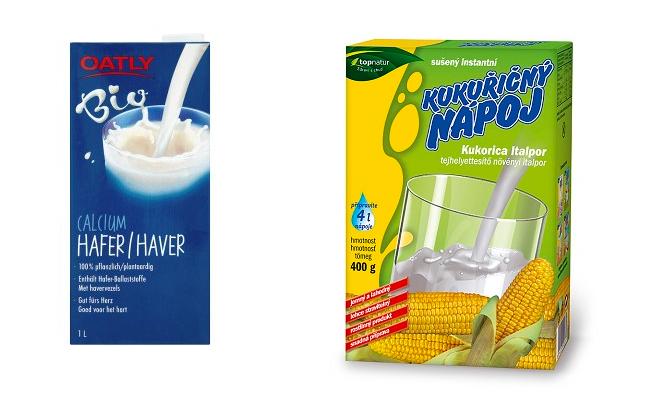 Mléčné alternativy