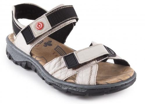Dámské sportovní sandály Rieker s nastavitelnými pásky