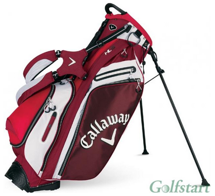 Golfstart bag