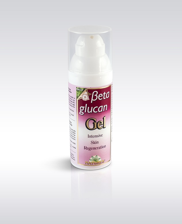 Beta Glucan gel