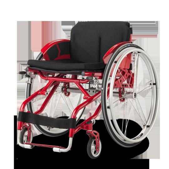 Aktivní invalidní vozík