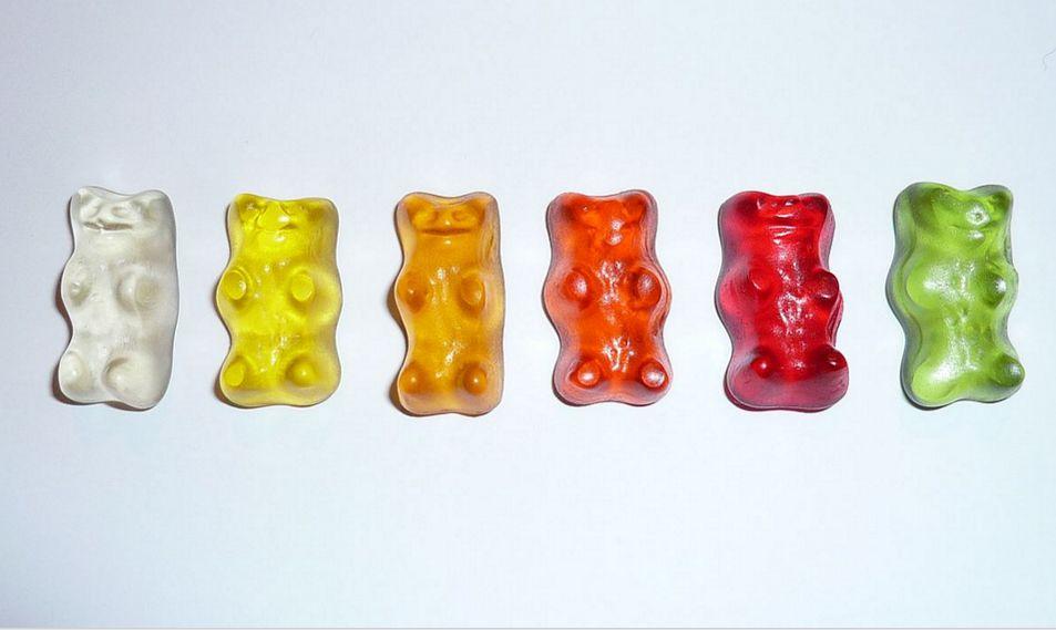 Gumoví medvídci