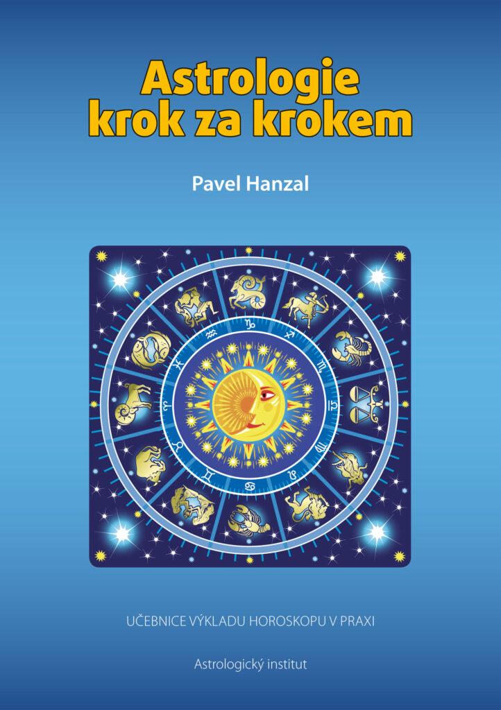 Přebal knihy Astrologie krok za krokem