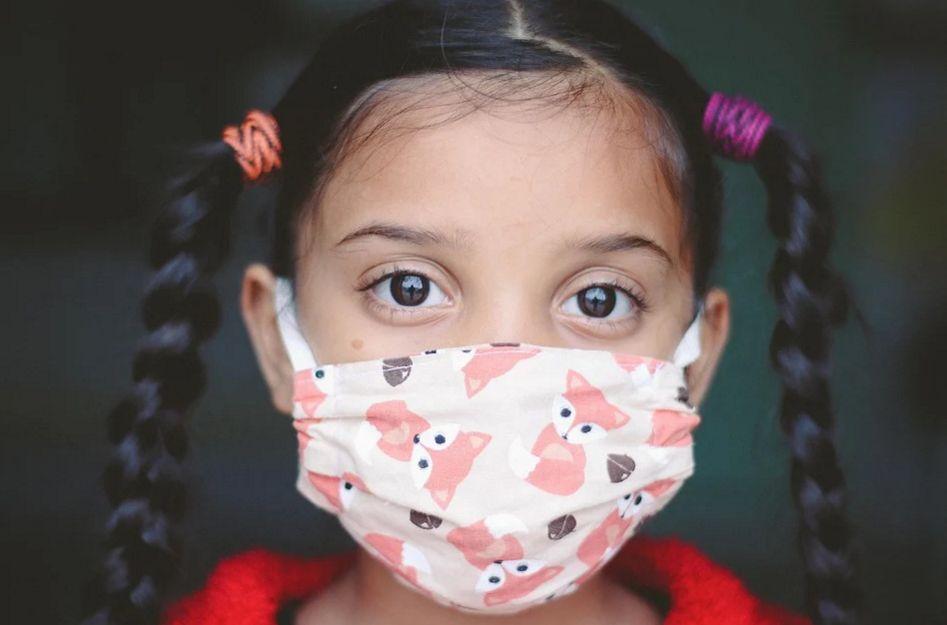Koronavirus děti